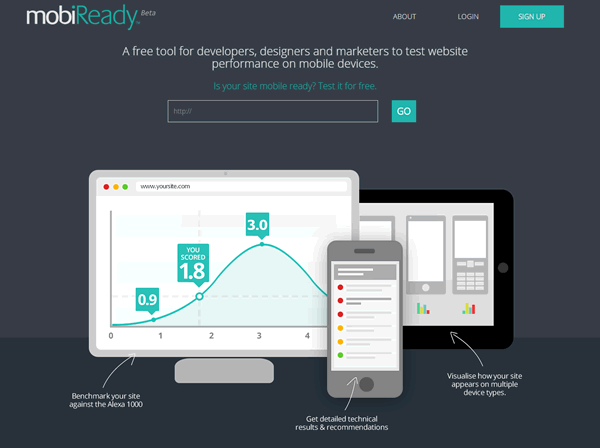 development time for mobile web applications will be quicker
