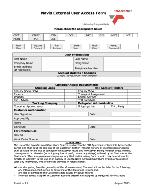 how to fill srm application form