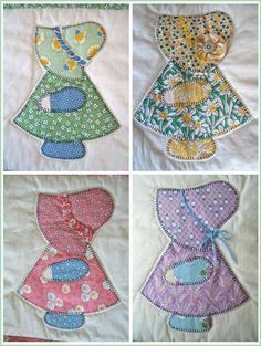 how to applique a detailed quilt
