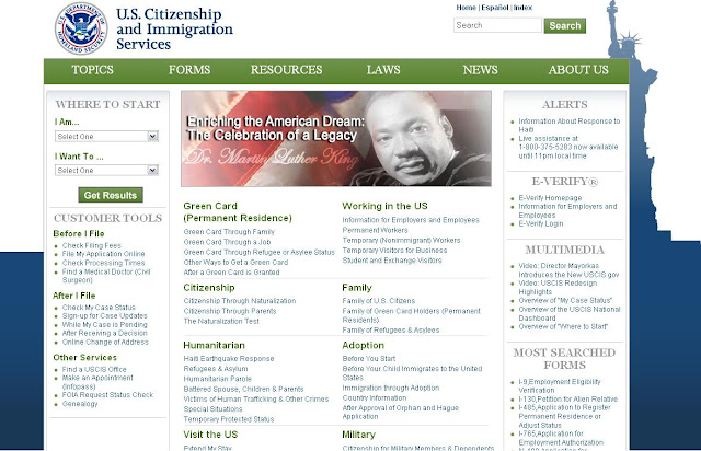 us citizenship application processing time new york