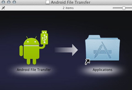 android application to transfer pictures