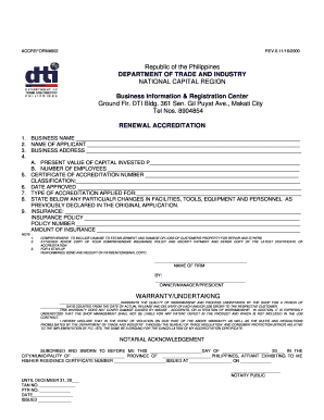 application form for renewal of arms license