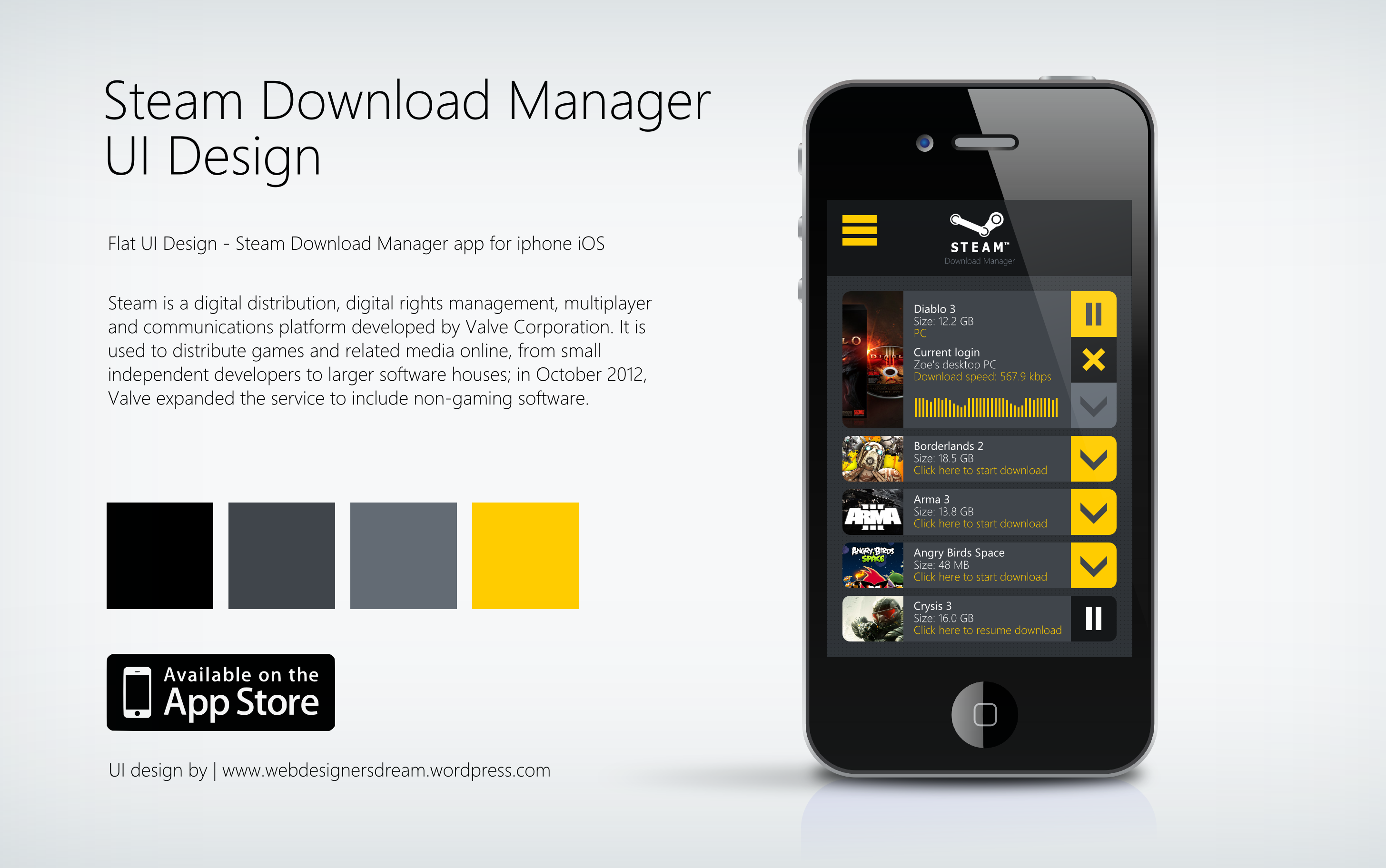 application manager iphone ios 10