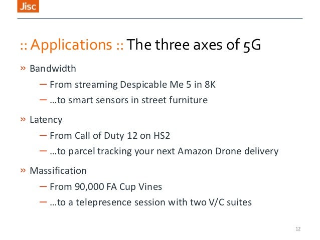 the future of 5g applications