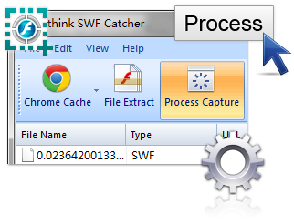 what applications can preview swf